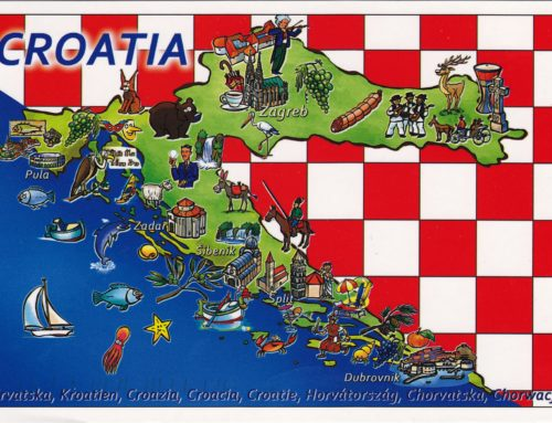 La cucina croata